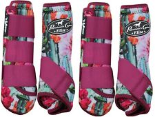 Professional's Choice Desert Flower VenTECH Elite Value Pack Boots S Small Pro