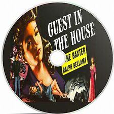Guest In The House Black And White Public Domain film Converted To DVD