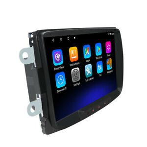 """8"""" 1080P Android Car Radio Video Stereo GPS Navi MP5 Player WIFI Fit for Renault"""