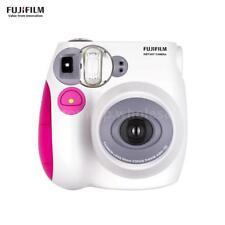 Fujifilm Instax Mini7s Instant Camera Film AF+Battery+Wrist Strap Christmas D2B0
