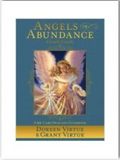 Angels of Abundance Oracle cards by DOREEN VIRTUE spiritual psychic angel