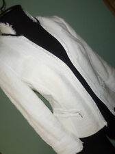 NEW! WHITE House BLACK Market TWEED Cropped Blazer JACKET sz 4  NWT! $160