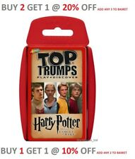 Top Trumps Card Games New Releases - 11 to Choose From - 10%25 OFF!