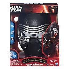 Hasbro Kylo Ren Mask Voice Changer Star Wars The Force Awakens Toy