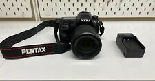 PENTAX K-5 II 16.3MP Digital SLR Camera - Black with 18-135mm lens