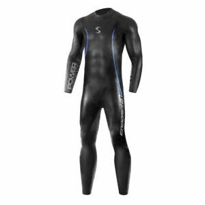 Synergy Men's Endorphin Fullsleeve Triathlon Wetsuit- Sz M3- 5'9-6'3 & 180-195