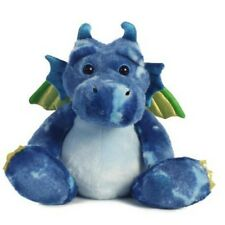 "12"" Verath Firebreath Blue Dragon Plush Stuffed Animal Toy - New"