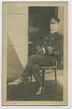 Collectable Naval Portrait WWI Military Postcards (1914-1918)