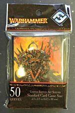 2013 Warhammer Limited Edition Exalted Champion Standard Size Card Sleeves 50 ct