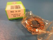 INA EW7/8 Flat Race Thrust Bearing, Single Row (FAG, Schaeffler, Timken, Koyo)