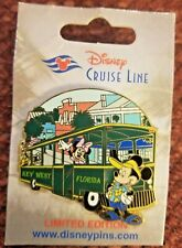DCL Shore Excursion Series - Mickey & Minnie in Key West, FL - Trolley LE 500