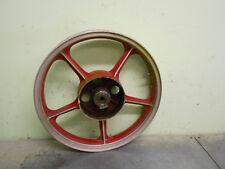 Kawasaki GPZ 305 Hinter Rad
