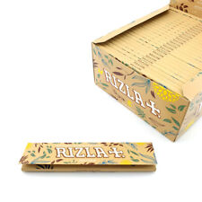Rizla Natura King Size Rolling Papers Natural Unrefined Skins 110mm