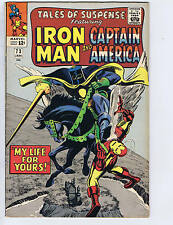 Tales of Suspense #73 Marvel 1966