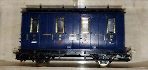 Jouef Egger Bahn, HoN3, V43, narrow gauge passenger car. (14D)