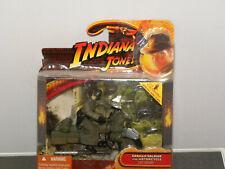 Indiana Jones Last Crusade Action Figure German Soldier with Motorcycle 2008