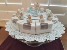 Fillable Baby Shower Dessert Cake Favor Box Party Decorations