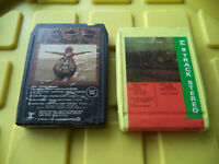 Lot of 2 - Neil Young - 8 Track Tapes - Decade + Time Fades Away - Nice!