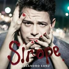 ALEJANDRO SANZ - SIROPE (CD) Sealed
