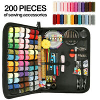 200pc Sewing Kit Sewing Accessories Sewing Thread Sewing Needles Tool