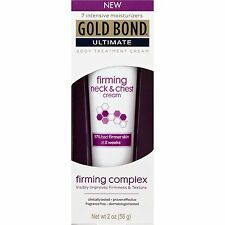 Gold Bond Ultimate Firming Neck & Chest Body Treatment Cream 2 oz