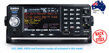 Uniden Sds200E Digital Trunk Scanner Incl. P25 + Dmr + Nxdn + ProVoice Activated