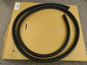 New OEM Ford 1999-2011 Crown Victoria Rear Left Door Weatherstrip Trim Seal