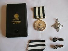 St John Service Medal plus other bits