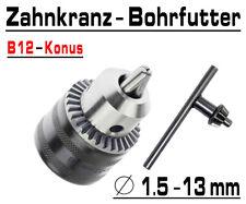 Bohrmaschine Drehmaschine Zahnkranz Bohrfutter SB16 MK2 Spannbereich 2-16 mm