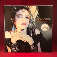 MADONNA Madonna The First Album 1985 UK Vinyl LP EXCELLENT CONDITION same g