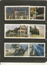 New Zealand LORD OF THE RINGS 21 Different Souvenir Sheets MNH