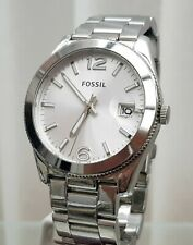FOSSIL Mens Watch Stainless steel bracelet watch Luminouse RRP£169  (p3