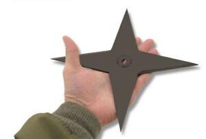 Ninja Training Throwing Star Practice Dense Foam HUGE 10 INCH- New!!!!!