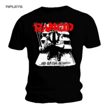Official T Shirt Rancid out Come The Wolves Classic Punk All Sizes S