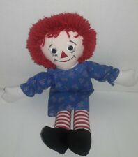 """17"""" Raggedy Ann Doll 1991 Great Gently Used Condition Applause"""