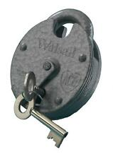 BRITISH MADE Walsall ACE Close Shackle 5 Lever Padlock (Free Delivery)