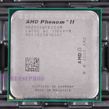 AMD Phenom II X2 555 HDZ555WFK2DGM CPU Processor 2000 MHz 3.2 GHz Socket AM3