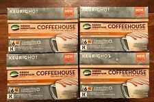4 PK 24 Keurig Hot Coffee House Salted Caramel Macchiato K Cups Green Mountain