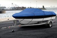 Bootspersenning Persenning Bootsplane BLUE STRONG 17-19 Fuss D