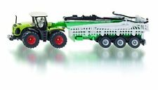 SIKU 1 87 Claas Xerion With Slurry Tanker #1827