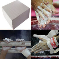Gymnastic Gym Magnesium Carbonate Block Weight Chalk Lifting Anti-Skid Powder AU