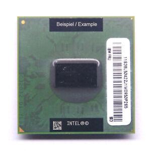 Intel Pentium M Processor 1.6GHz/1MB/400MHz SL6FA Sockel/Socket 479 CPU 478-Pin