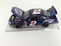 Rusty Wallace 2003 Dodge Intrepid Diecast Stock Car Miller Lite 1:24 Limited Ed