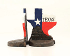 WESTERN MOMENTS DECORATIVE TEXAS BOOK ENDS - HOME GOODS - 94114