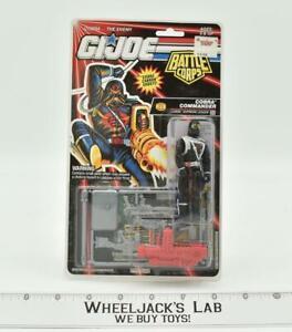 Cobra Commander Cobra Supreme Leader Battle Corps NEW MOSC 1992 GI Joe Hasbro