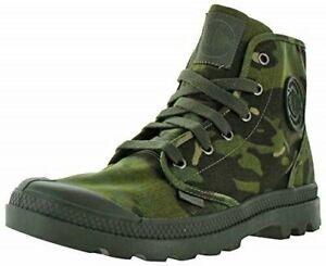 Palladium Pampa HI Multicam 03713-995 Tropic Camo Stylish Canvas Men's Boots
