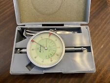Mitutoyo 2048 Dial Indicator 0.01-10mm Used