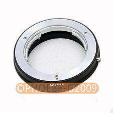 Minolta MD MC Lens to MA Sony Mount Adapter No Glass