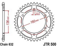 Kawasaki GPZ 1000 RX 86-89 Heavy Duty JT Rear Sprocket 40 Tooth (JTR500)