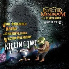 INFECTED MUSHROOM Killing Time THE REMIXES LTD ED PAUL OAKENFOLD PERRY FARRELL